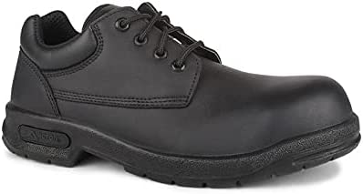 Acton, Proall (A9259) | Black Safety Work Shoes | CSA & ESR Certified | Lightweight PU Outsole | Wide Width