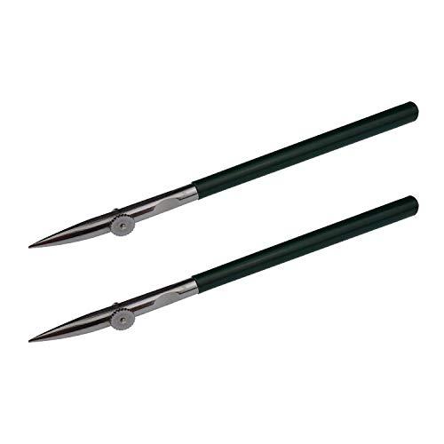 Kasteco 2 Pack Art Ruling Pen for Applying Masking Fluid Line Work