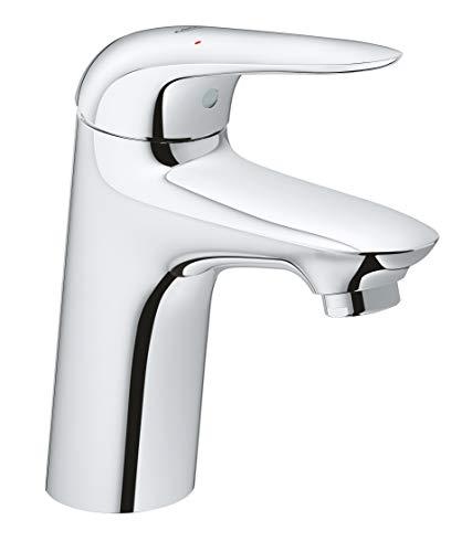 Grohe Wave Mezclador monomando de lavabo, 1/2' Tamaño S