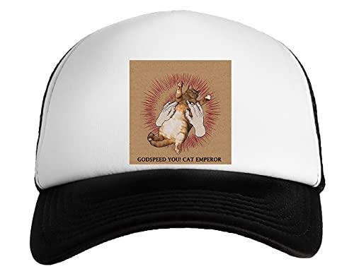 Luxogo Godspeed You! Black Emperor T-Shirt Cappellino Snapback da Baseball per Ragazze Boys Girls cap