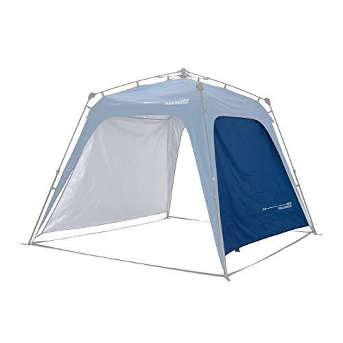 Where Tomorrow Pared Lateral Adicional para Gazebo de Camping - Carpa Plegable para Acampada, Jardín o Terraza – Cenador Impermeable para Exteriores – 2.5 x 2.5 x 1.9 Metros   Azul