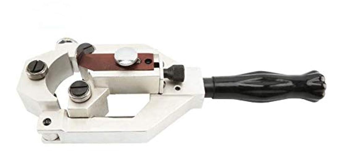 致死申込み知覚的NEWTRY ワイヤーストリッパー 皮むき機 剥線機 ケーブル皮むき器 絶縁ケーブル/架空線/通信ケーブルなどの被覆を簡単にカット 剥離ツール 業務用 (Φ35-65㎜)