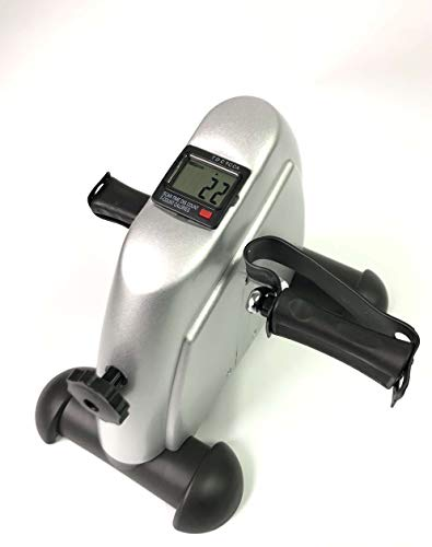 Review Of KOLHAWL Mini Exercise Bike Safe Pedal Exerciser with LCD Monitor for Leg and Arm Exercise