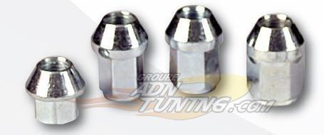 ADNAuto 16341 20 Ecrous Coniques Ouverts 1/2 Unf20-L2 24Mm-Cle 19