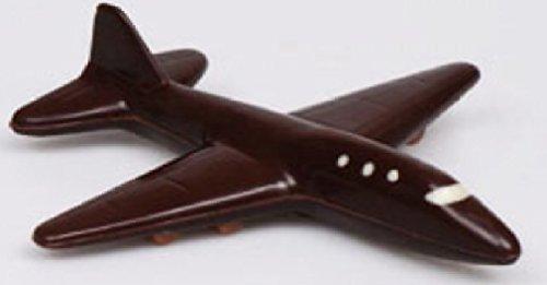 04#113020 Schokoladen Flugzeug, Zartbitter, Geschenke, Airport, Flieger, Jet, Geschenk, NEU