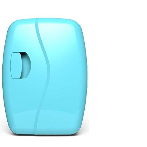 AYDQC Refrigerador de Coches, refrigeración portátil Mini refrigerador Caja de calefacción Pequeño congelador refrigerador refrigerador y congelador-Rojo 28x26x19.7cm (11x10x8inch) fengong