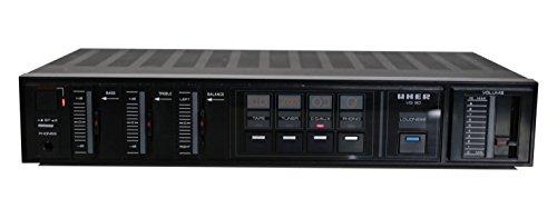 Uher VG 30 Stereo Verstärker in schwarz