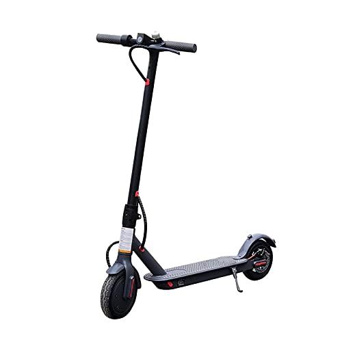 MKKYDFDJ Plegable Rápido E-Scooter,Peso Ligero Portátil Patinete Electrico Adulto,Carga Máxima 120kg Scooter...