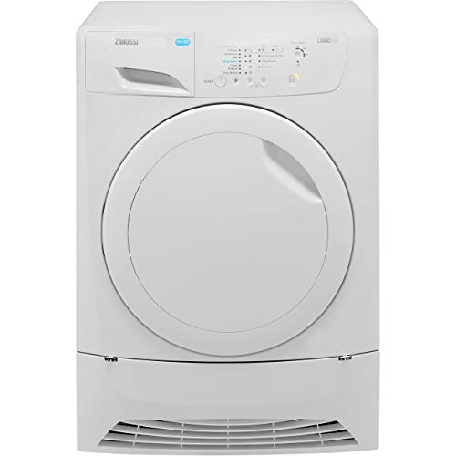 Zanussi ZDP7208PZ 7kg Freestanding Condenser Tumble Dryer - White