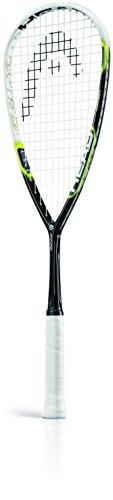 Head Graphene Cyano 115 Squash Racquet (3-7/8)