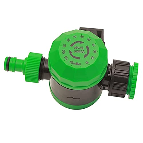 FENGYZ 1 PC Controlador de riego automático Manguera del Grifo del Temporizador de riego al Aire Libre del Temporizador de Agua Temporizador mecánico Temporizador de jardín