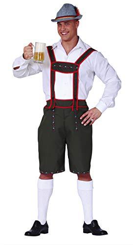 FIESTAS GUIRCA un Mono del Traje de Fiesta de la Cerveza del Tirol clásica