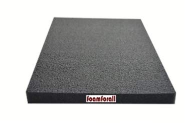 Dämmung, Absorptionsmatte 200x100x2cm, verhautet, B-Ware ! selbstklebend aus hochwertigem PU-Schaumstoff