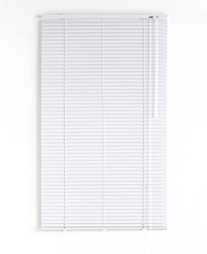 Blindecor - Veneciana de Aluminio, Lama de 25 mm,...