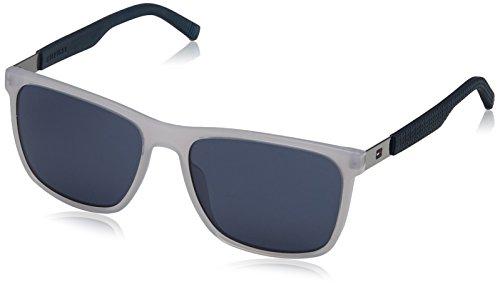Tommy Hilfiger Herren TH 1445/S 72 LCE 57 Sonnenbrille, Blau (Blue/Blu)