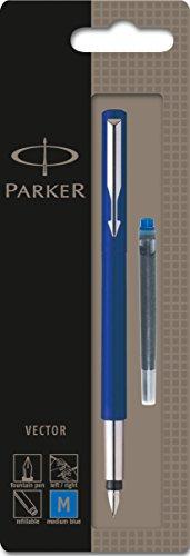 Parker Vector Stylo Bille Pointe (Assorti)