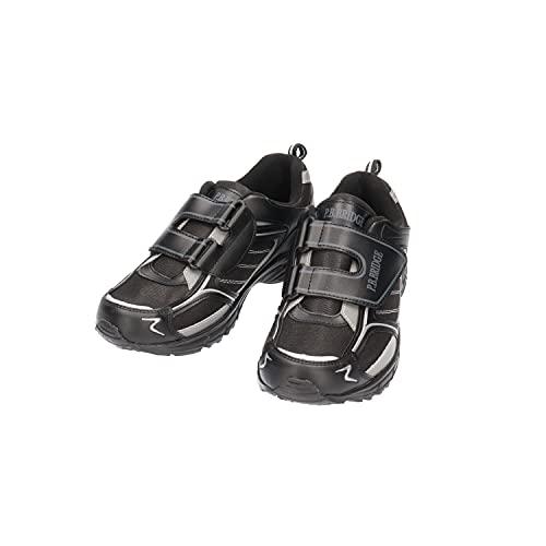 [ピイビイブリッジ] スニーカー メンズデイリースニーカー 16504 ブラック 24.5 cm 2E