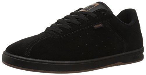 Etnies The Scam, Chaussures de Skateboard Homme, Noir (Black/Black/Gum), 41 EU
