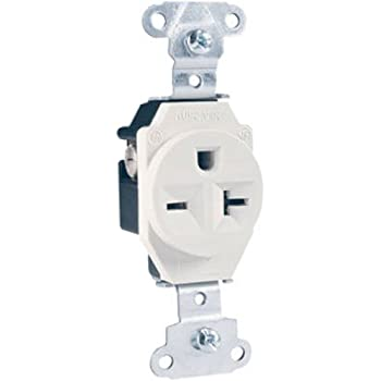 NUOVO LEGRAND 51920 16A 16 Amp 110V 2P+E Pannello Mount Socket