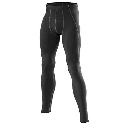 LÖFFLER transtex Warm Lang – Pantalons intérieures Thermiques de Camping et randonnée pour Homme, Blanc, 60