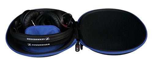 GEM Premium Case for Sennheiser HD 25 Basic Edition, DJ Headphones -...