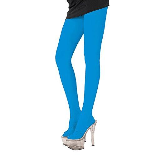 Party Pro- Collant, Unisex-Adult, 87270044, Bleu, Taille Unique