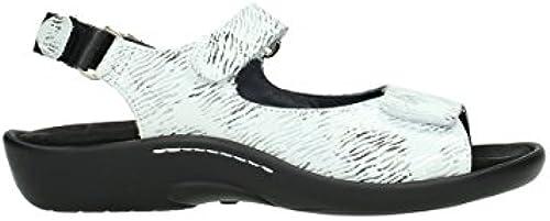 Wolky Damen Sandaletten NV 0130070110 0130070110 0130070110 - Animal 424295  Hersteller direkte Versorgung