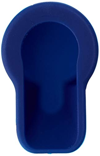Anti-Kalk-Kappe, Entfernung von Kalkablagerungen, Wasserhahn, Entkalkungsflüssigkeit, Wasserhähne, Silikon, 6 x 1,5 x 3,5 cm