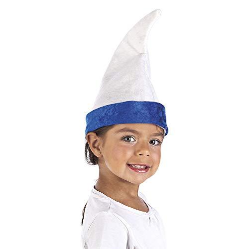 Limit-Costume de Bonnet de schtroumpf nC278 (Neuf)