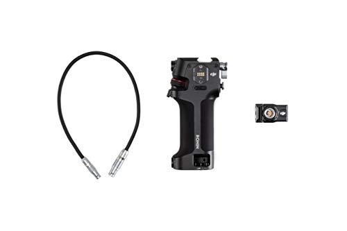 DJI Ronin Impugnatura di Controllo - Controllo della Messa a Fuoco e dei Parametri della Fotocamera e dell'Otturatore, Compatibile con DJI RS 2