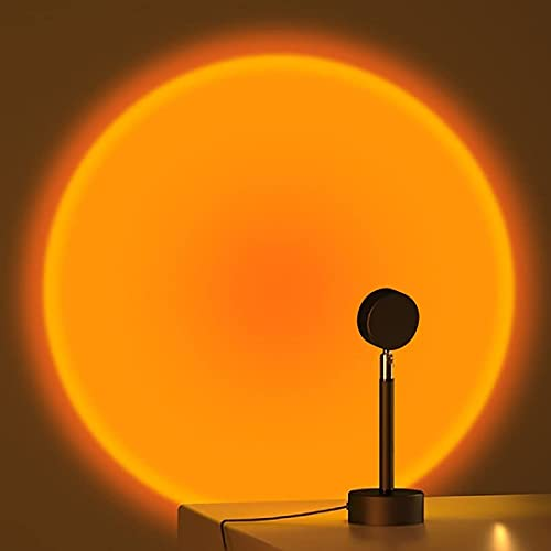 Sunset Lamp Sunset Projector Lamp Sunset Lights Halo Lamp Living Room Lamps Night Lamp Living Room...
