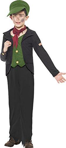 Smiffys - Costume Licence Horribles Histoires Enfant Ramoneur Taille M