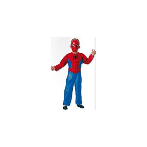 Disfraces Josman - Disfraz infantil spiderman talla 2 (5-7 años) con licencia