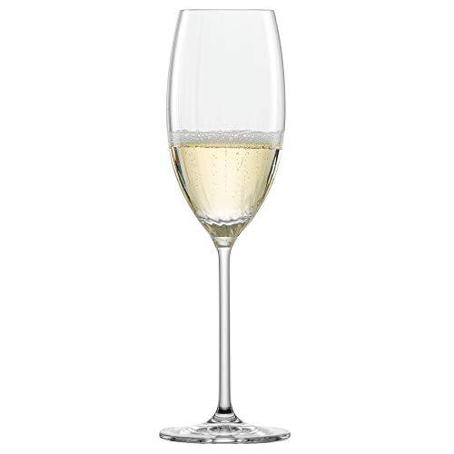 Schott Zwiesel 121571 Prizma Champagnerglas, Glas