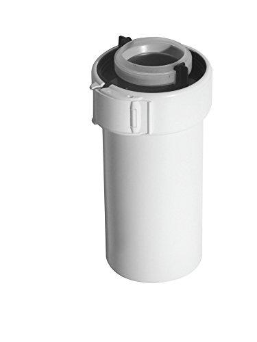 Ubbink - Conducto para caldera ventosa - Conducto PPTL/PVC blanco 227532 - : 228532