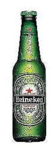 24 Flaschen Heineken Beer 0,33L Beer Bier Orginal inc. 1.96€ MEHRWEG Pfand