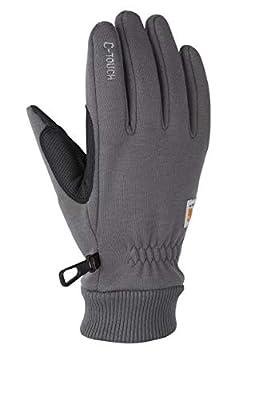 Carhartt Men's C-Touch, Carbon Heather, Large