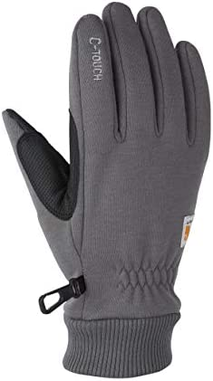 Carhartt Men s C Touch Work Glove Gray Large product image