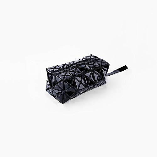 Bolsos Mujer,Bolso Hombre Bolsa de Viaje geométrica rómbico Bolso cosmético del almacenaje Bolsa de Lavado Bolsa de Gran Capacidad portátil de pequeño tamaño Mini portátil del Bolso de Embrague Porta