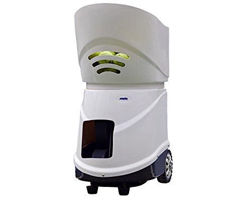 Easyday Tennisball-Maschine, automatisch, tragbar, Smart-Tennisball-Maschine mit intelligenter Reomote-Kontrolle