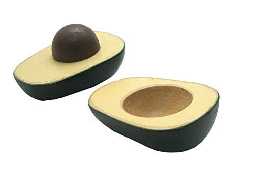 Avocado aus Holz, Kaufladenobst