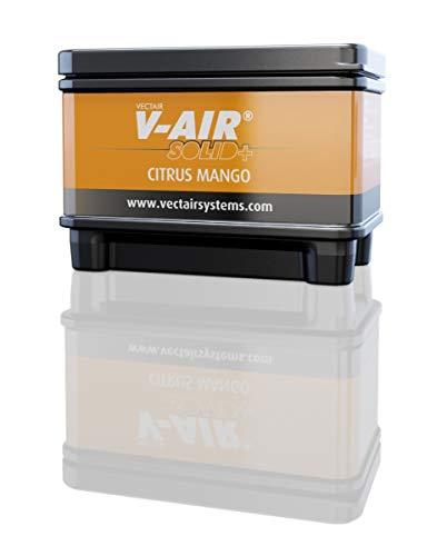 Vectair Systems V-SOLIDP Citrus V-Air Solid Plus Non-Aerosol Air Freshener - Citrus Mango44; Case of 2