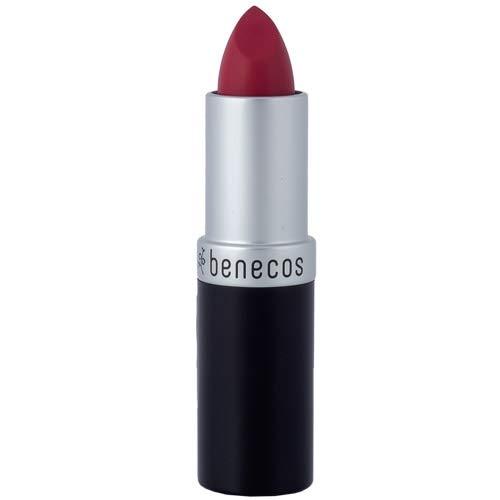 Benecos Rouge à lèvres naturel mat Wow