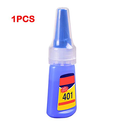 Tenrry Industrial High Viscosity Superglue Strong Bond Instant Quick Dry Glue 20g