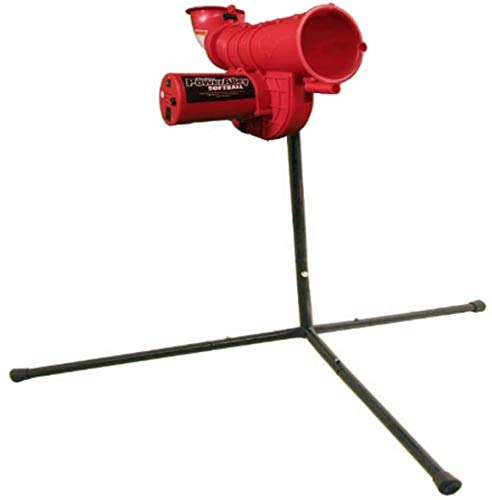 "Heater Sports Power Alley 11"" Softball Pitching Machine"