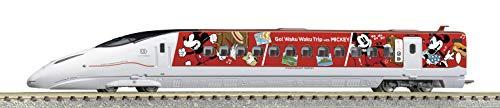 TOMIX Nゲージ 限定 800 1000系 JR九州 Waku Waku Trip 新幹線 ミッキーマウス&ミニーマウスデザイン セット 6両 97915 鉄道模型 電車