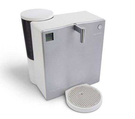 Mobiler Wasserfilter Aqua Living Springtime 420 Edelstahloptik Umkehrosmose-Technik - ein Angebot von WELCON