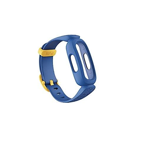 Fitbit Pulsera de actividad para niños Fitbit Ace 3 Minions Correa de silicona oficial de Fitbit