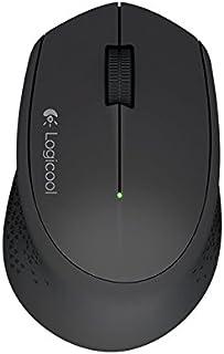 Logicool ロジクール M280BK ワイヤレスマウス 無線 ミニマウス 電池寿命最大18ケ月 M280 ブラック 国内正規品 2年間無償保証