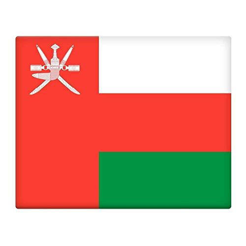 Oman Vlag 10X14